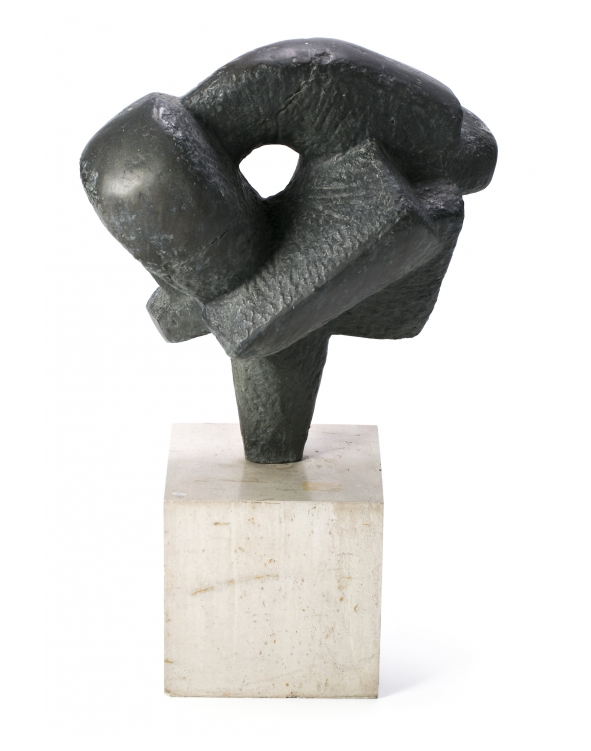 Francisco Baron Bronze Sculpture