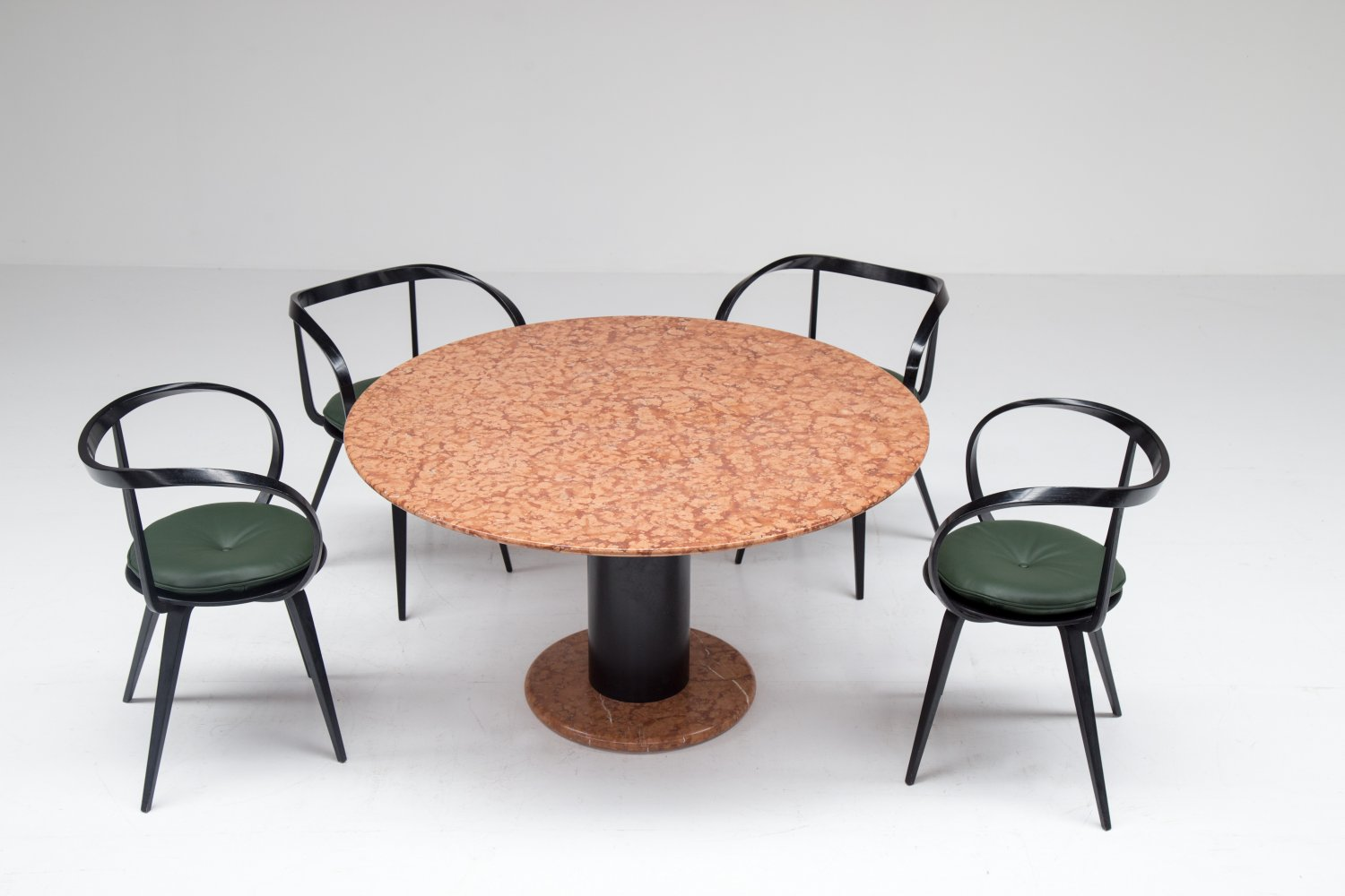 Ettore Sottsass dining table