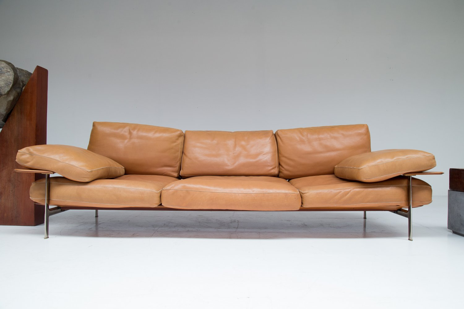 'Diesis' three seater sofa