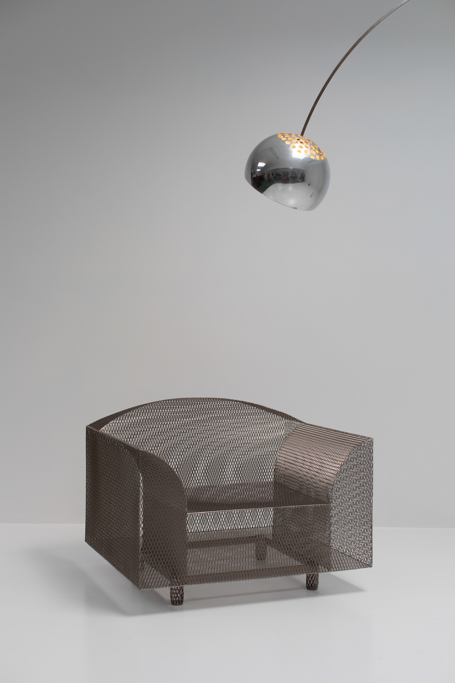 'How High The Moon' Chair by Shiro Kuramata