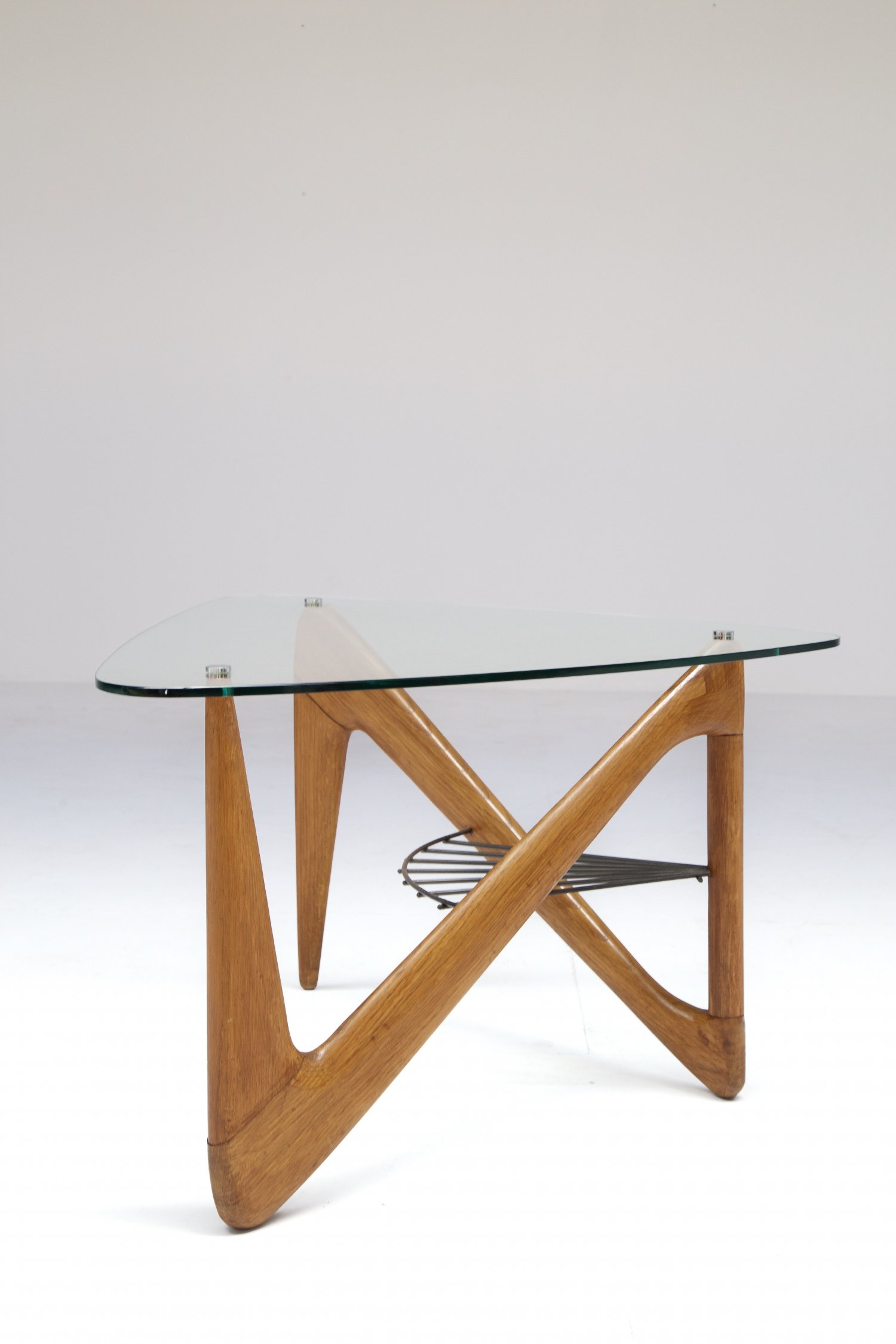 Louis Sognot coffee table