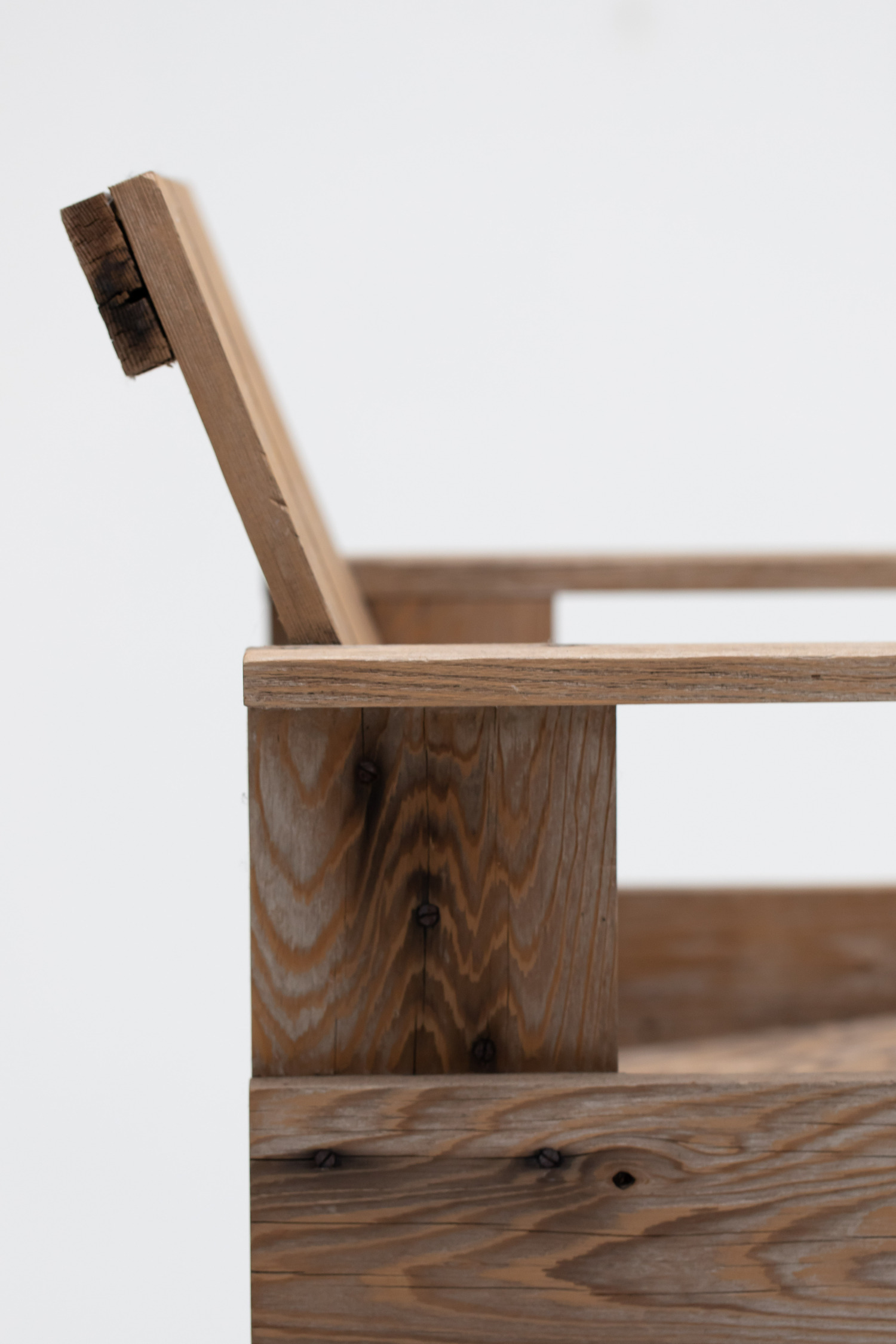 Crate chairs